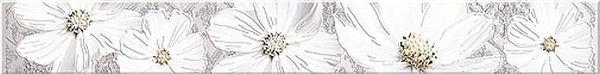 Борддюр Azori Sfumato Grey Floret 6,2х50,5см стоимость