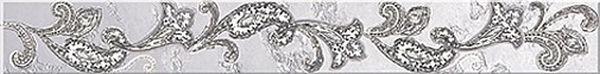 Борддюр Azori Sfumato Grey Paisley 6,2х50,5см стоимость
