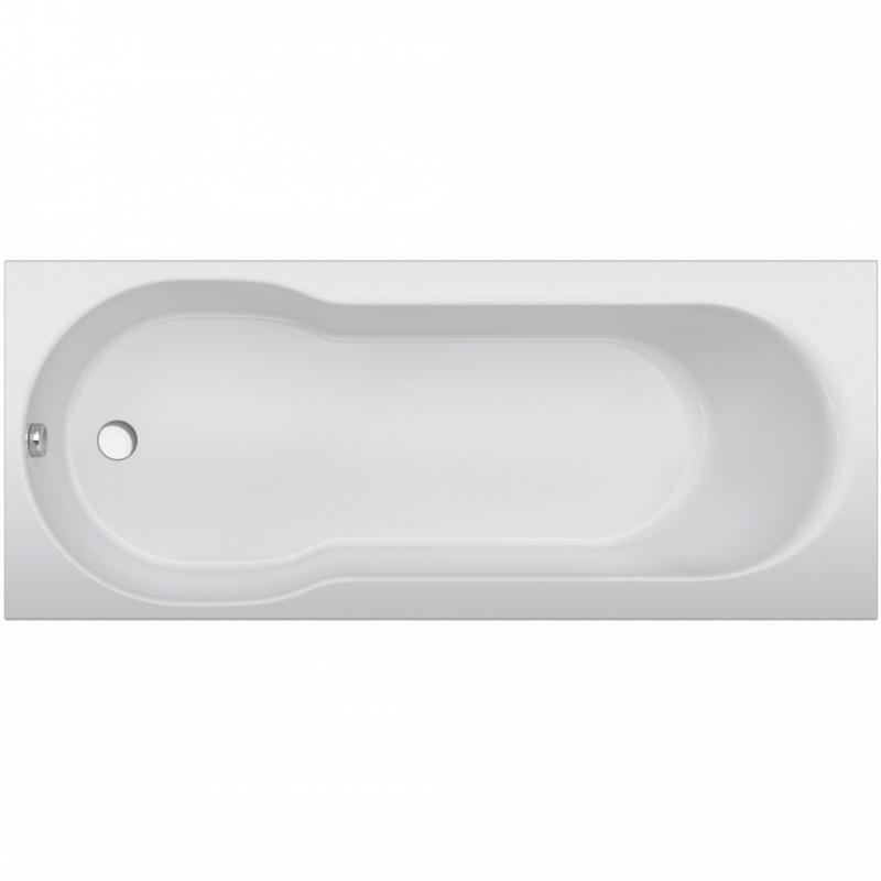 Акриловая ванна AM.PM X-Joy 170х70 W88A-170-070W-A без гидромассажа ванна без гидромассажа tansa s сталь 170х70 см