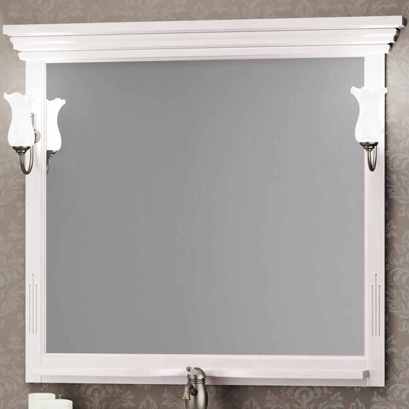 Фото - Зеркало Opadiris Риспекто 105 Z0000001440 Беленый бук мебель для ванной opadiris риспекто 105 беленый бук