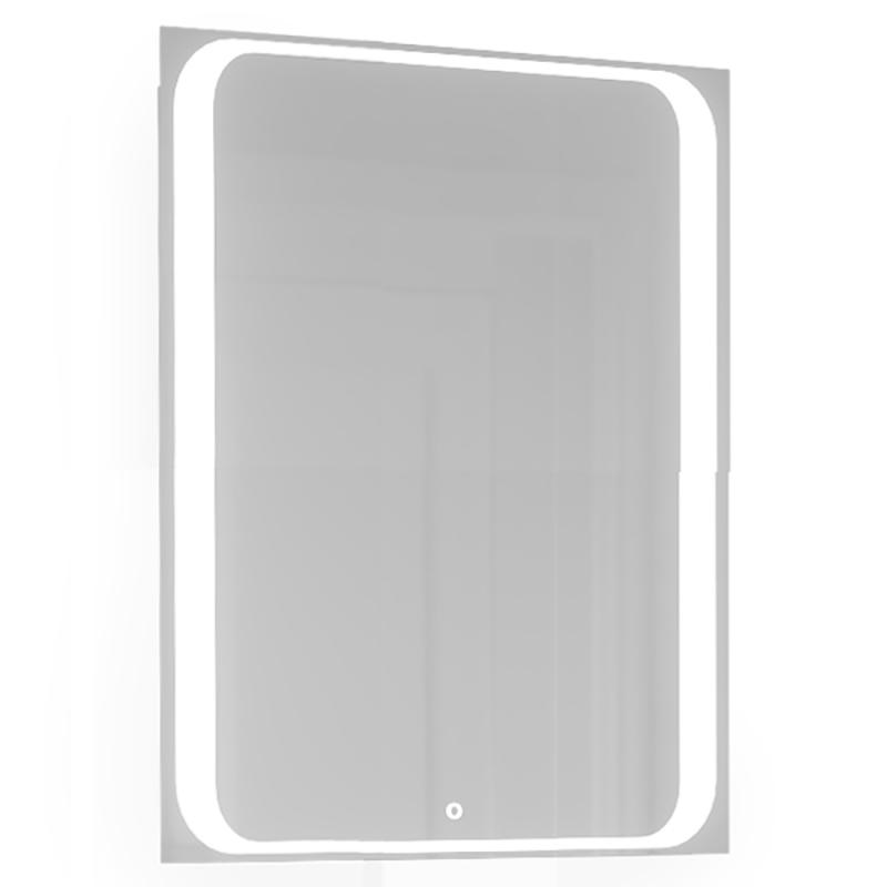 Зеркало Jorno Modul 65 Mоl.02.60/W с подсветкой с сенсорным выключателем