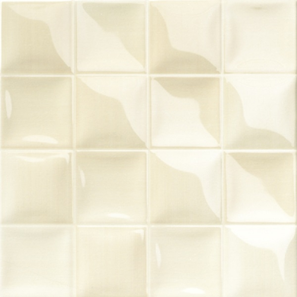 Керамическая плитка Mainzu Lucciola Volumen Blanco настенная 20х20см