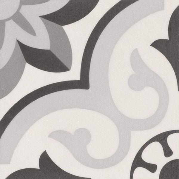 Керамогранит CRETO Marrakesh Микс 2 серый 1М2120 18,6х18,6 см