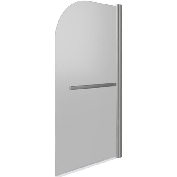 Шторка на ванну Good Door Screen H-HT-80-C-CH 80 профиль Хром стекло прозрачное р шуман 6 фуг на b a c h op 60