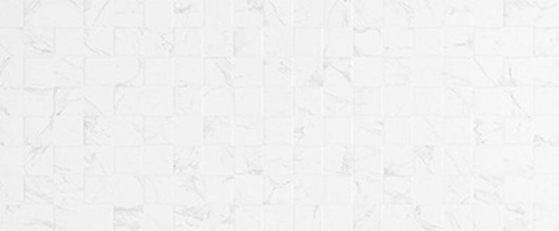 Керамическая плитка CRETO Forza Calacatta White Mosaico 01 M0427Y29601 25x60 см керамический декор creto forza empire white 01 d0146y29601 25x60 см