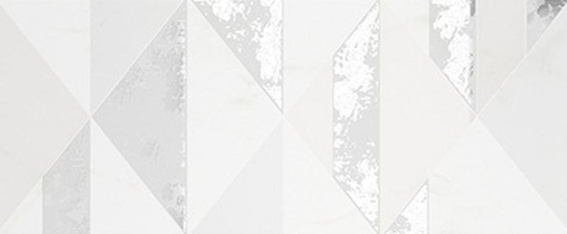 Керамический декор CRETO Forza Matrix White 01 D0429Y29601 25x60 см керамический декор creto forza empire white 01 d0146y29601 25x60 см