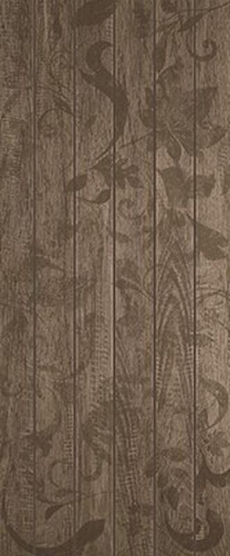 Керамическая плитка CRETO Effetto Eterno Wood Grey Dark 02 R0443H59602 настенная 25х60 см