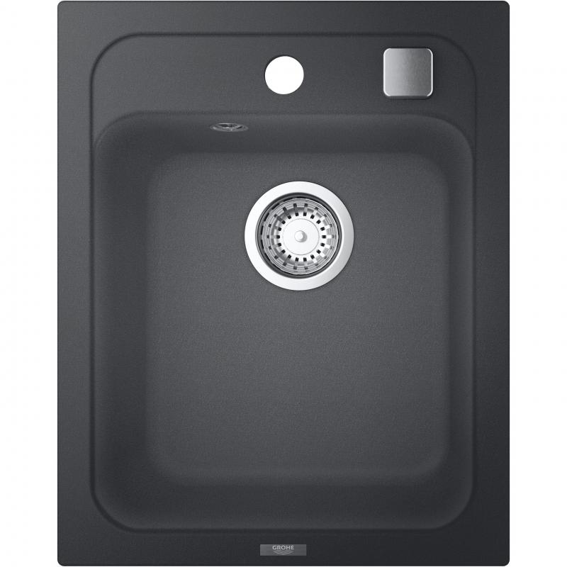 Кухонная мойка Grohe K700 40 31650AT0 Серый гранит кухонная мойка grohe k700 40 31650at0 серый гранит