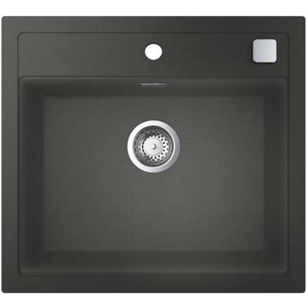 Кухонная мойка Grohe K700 56 31651AT0 Серый гранит кухонная мойка grohe k700 40 31650at0 серый гранит