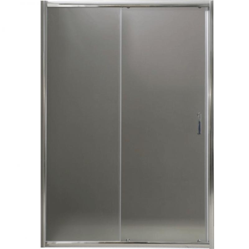 Душевая дверь BelBagno UNO-195-BF-1-120-C-Cr 120х195 профиль Хром стекло прозрачное душевая дверь в нишу belbagno uno bf 1 100 профиль хром стекло прозрачное