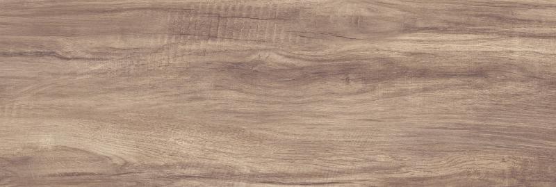 Керамическая плитка Laparet Route коричневый настенная 25х75 см