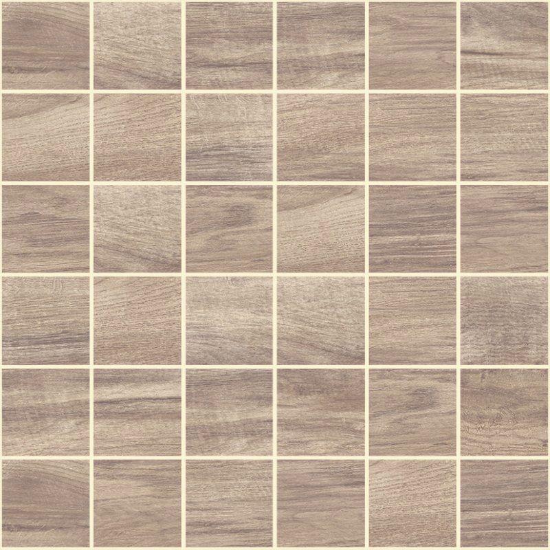 Керамическая мозаика Laparet Route коричневый 30х30 см
