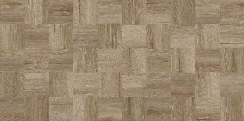 Керамогранит Laparet Timber коричневый мозаика 30х60 см недорого