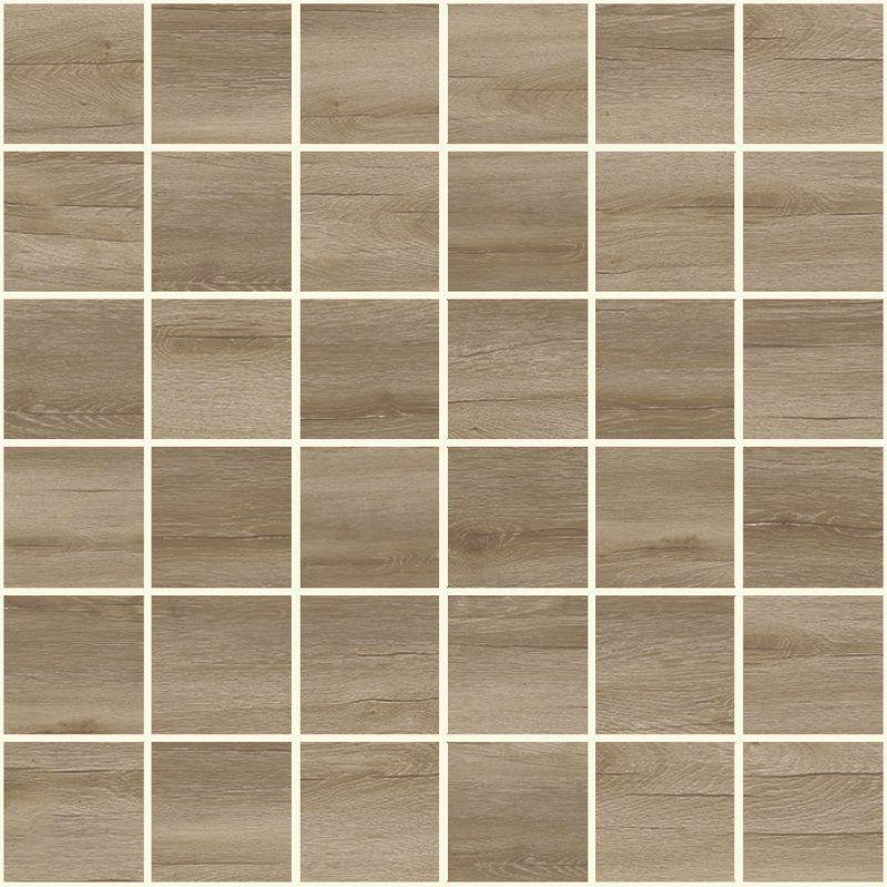 Керамическая мозаика Laparet Timber коричневый 30х30 см недорого