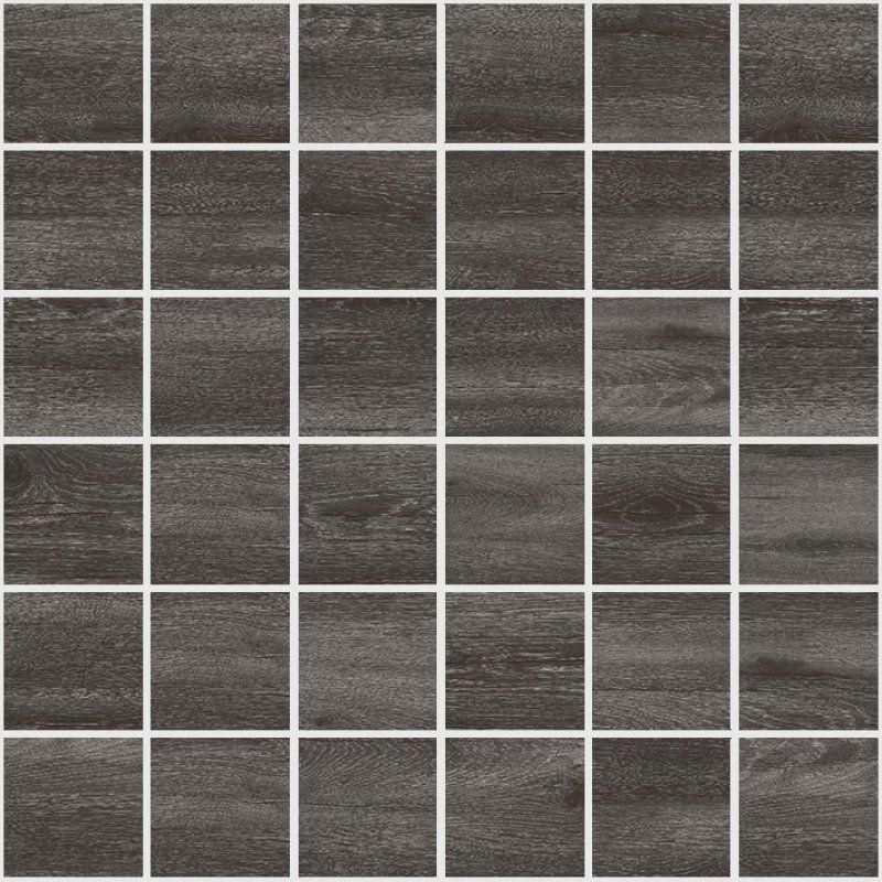 Керамическая мозаика Laparet Timber черный 30х30 см недорого
