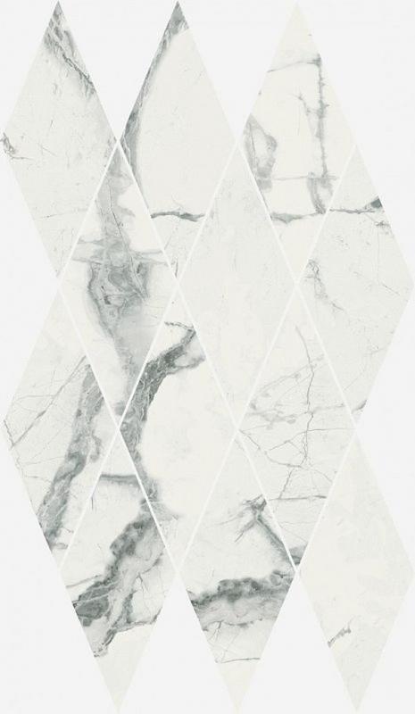 Керамическая мозаика Italon Charme Deluxe Invisible Diamond 620110000113 28х48 см керамическая мозаика italon charme deluxe arabescato diamond 620110000112 28х48 см