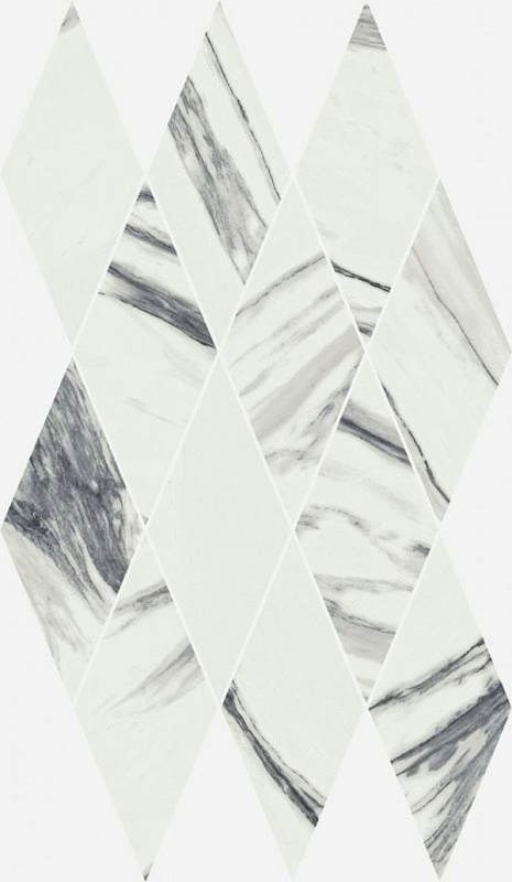 Керамическая мозаика Italon Charme Deluxe Fantastico Diamond 620110000114 28х48 см керамическая мозаика italon charme deluxe arabescato diamond 620110000112 28х48 см