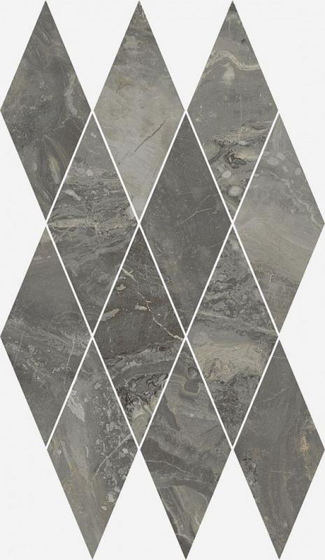 Керамическая мозаика Italon Charme Deluxe Orobico Diamond 620110000118 28х48 см керамическая мозаика italon charme deluxe arabescato diamond 620110000112 28х48 см