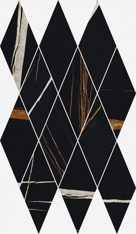 Керамическая мозаика Italon Charme Deluxe Sahara Diamond 620110000116 28х48 см керамическая мозаика italon charme deluxe arabescato diamond 620110000112 28х48 см