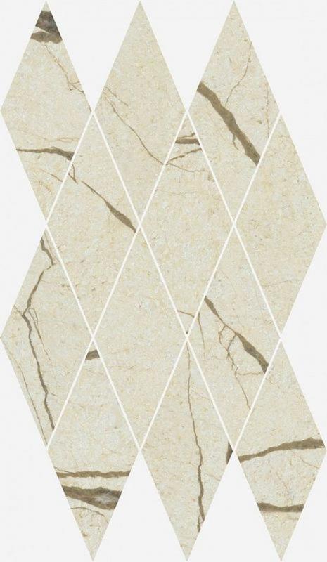 Керамическая мозаика Italon Charme Deluxe River Diamond 620110000115 28х48 см керамическая мозаика italon charme deluxe arabescato diamond 620110000112 28х48 см