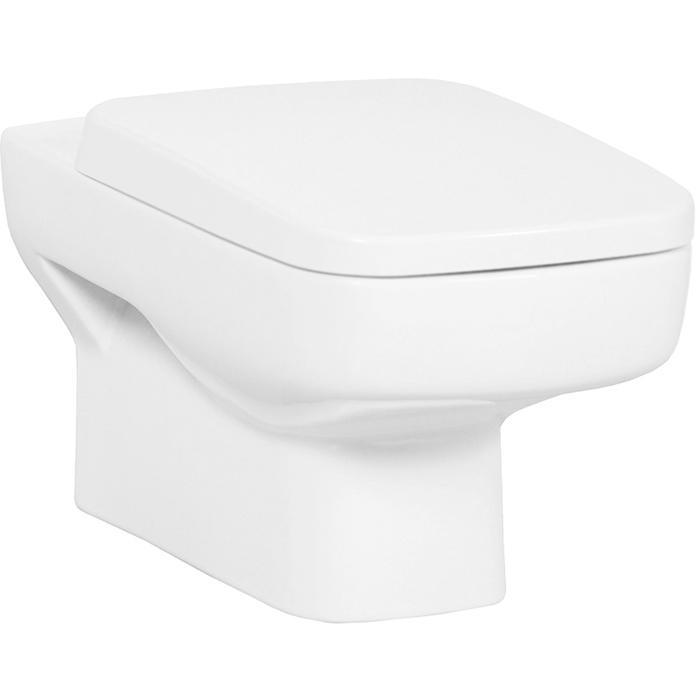 Унитаз Creavit Sphinx SP320-11CB00E-0000 подвесной Белый без сиденья