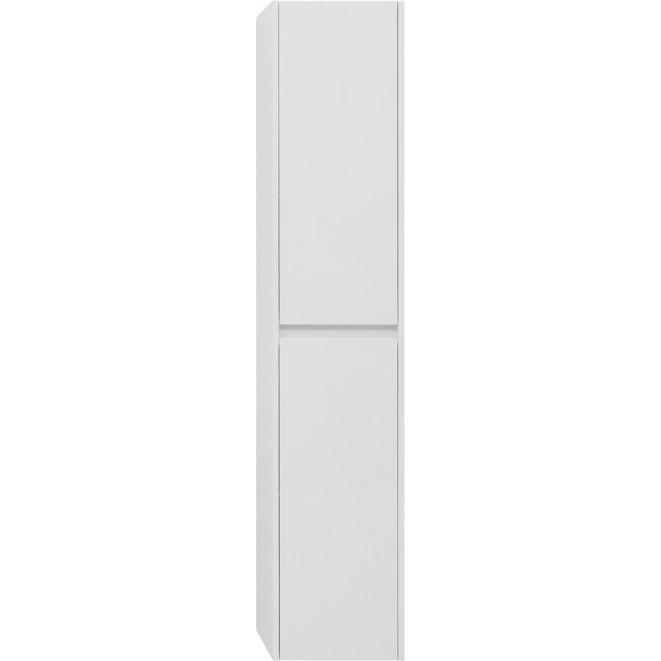 Шкаф пенал Aquanet Nova Lite 35 242266 подвесной Белый шкаф пенал bellezza рокко 35 подвесной красный белый