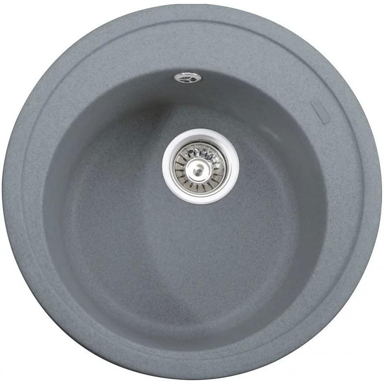 кухонная мойка kaiser kgmo 6250 g grey Кухонная мойка Kaiser KGM-490-G Grey