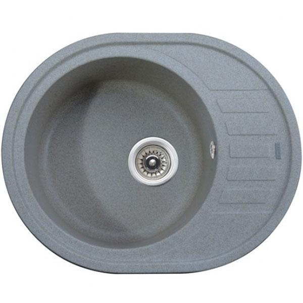 кухонная мойка kaiser kgmo 6250 g grey Кухонная мойка Kaiser KGMO-6250-G Grey