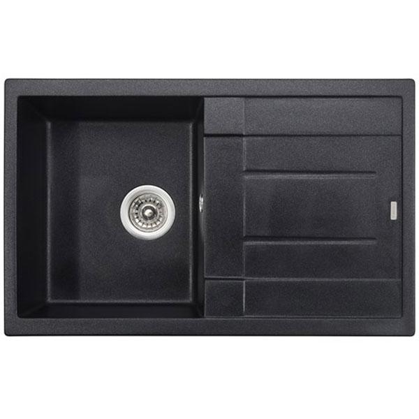 Кухонная мойка Kaiser KGM-7850-BP Black Pearl