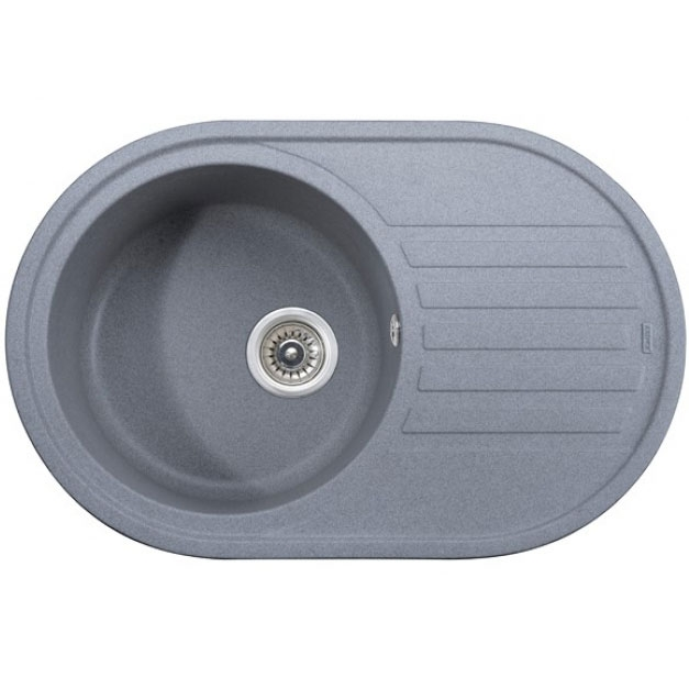кухонная мойка kaiser kgmo 6250 g grey Кухонная мойка Kaiser KGM-7750-G Grey