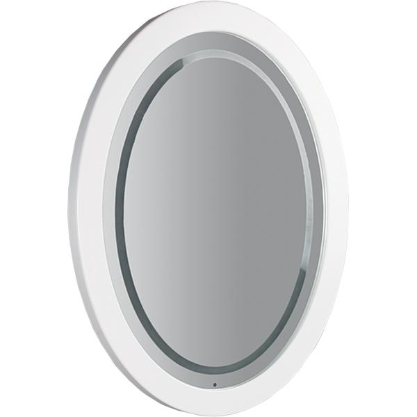 Зеркало Creavit Antik 70 AN4070.01.BB с подсветкой Белое
