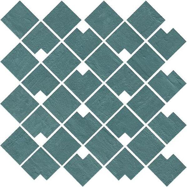 Керамическая мозаика Atlas Concorde Raw Petroleum Block 9RBE 28х28 см