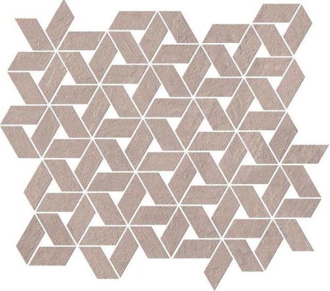 Керамическая мозаика Atlas Concorde Raw Rose Twist 9RTR 32,9х35,8 см