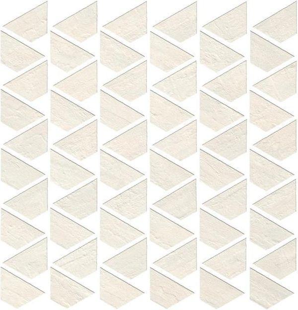 Керамическая мозаика Atlas Concorde Raw White Flag 9RFW 31,1х31,6 см