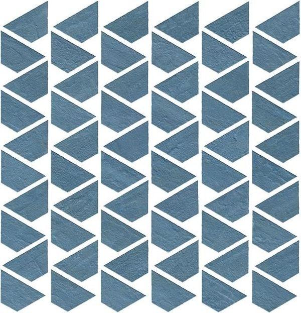 Керамическая плитка Atlas Concorde Raw Blue Flag 9RFB 31,1х31,6 см