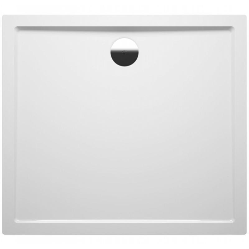 Акриловый поддон для душа Riho Davos 253 100x90 DA6100500000000 Белый без антискользящего покрытия