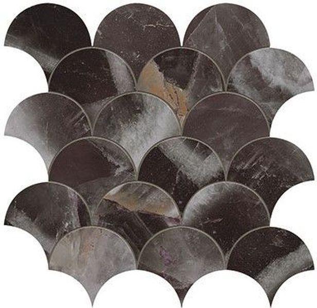 Керамическая мозаика Atlas Concorde Marvel Dream Fan Crystal Beauty 9MFL 29х29,2 см
