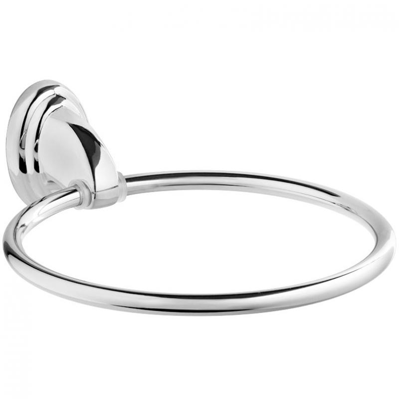 Кольцо для полотенец Fora Noval N011 Хром