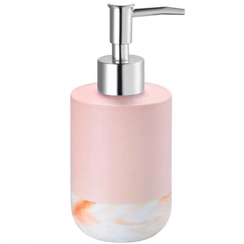 Дозатор для жидкого мыла Fora Trendy FOR-TR021 Розовый