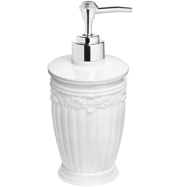 Дозатор для жидкого мыла Fora Elegance FS-41W Белый