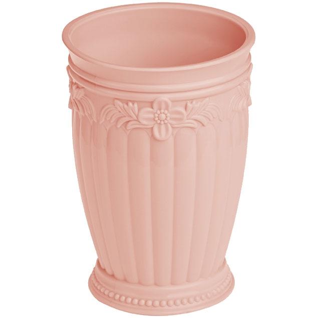 цена на Стакан для зубных щеток Fora Elegance FS-44P Розовый