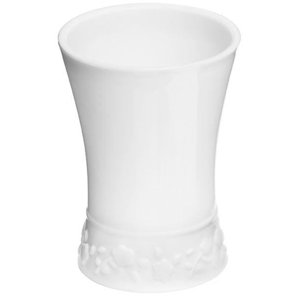 Стакан для зубных щеток Fora Venice FR-44W Белый