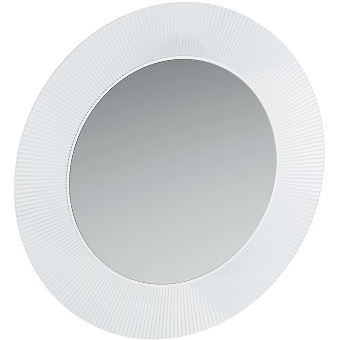 Зеркало Laufen Kartell 78 3.8633.3.084.000.1 с подсветкой прозрачный пластик kartell настольная лампа
