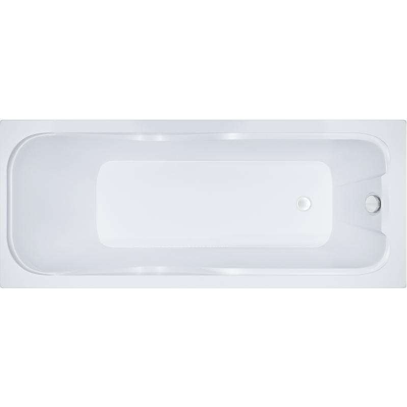 Акриловая ванна Triton Катрин 170x70 без гидромассажа Н0000000195