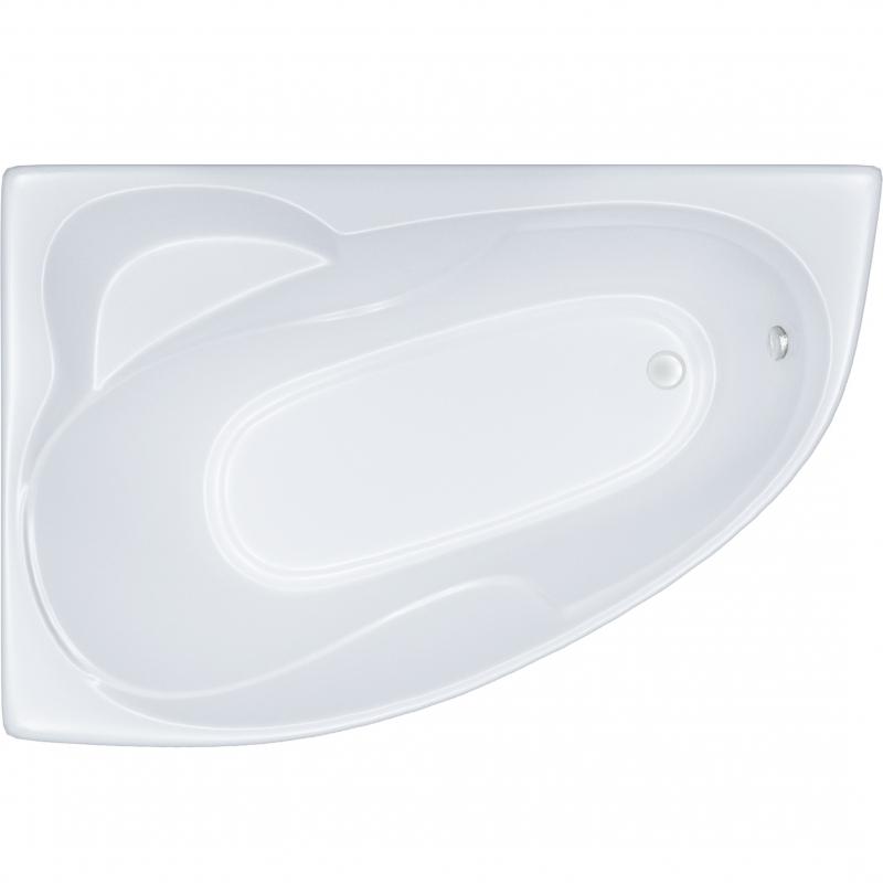 Акриловая ванна Triton Кайли 150x100 без гидромассажа L