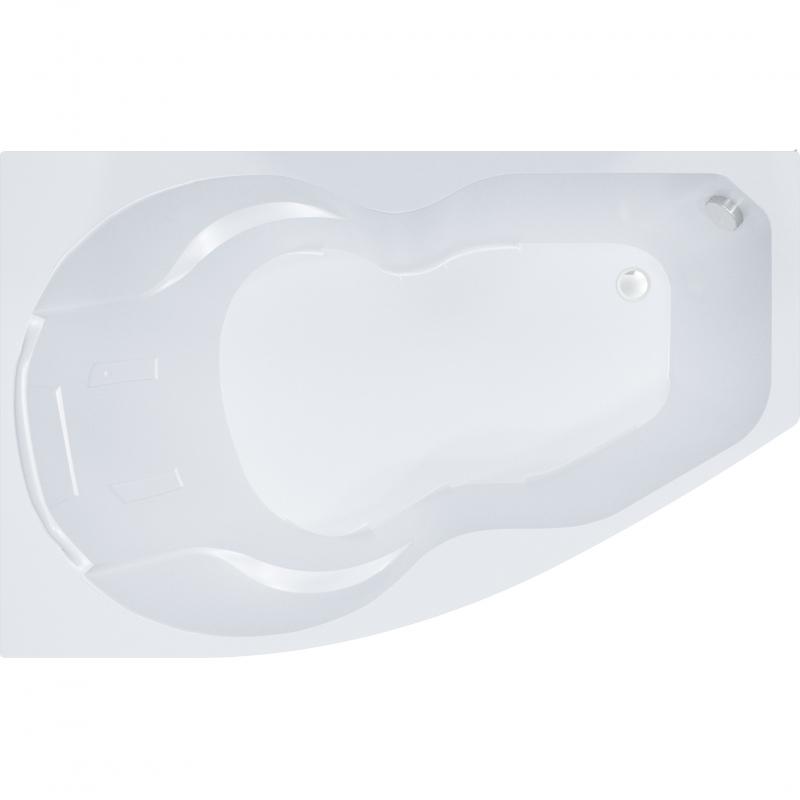 Фото - Акриловая ванна Triton Бриз 150x95 без гидромассажа R акриловая ванна ravak rosa 95 150x95 r без гидромассажа