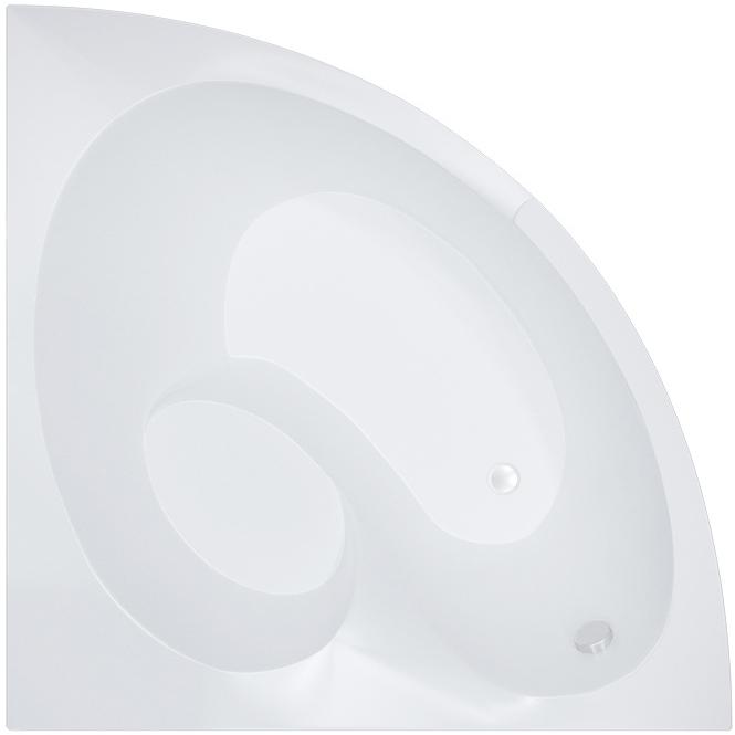 Акриловая ванна Triton Эрика 140x140 без гидромассажа