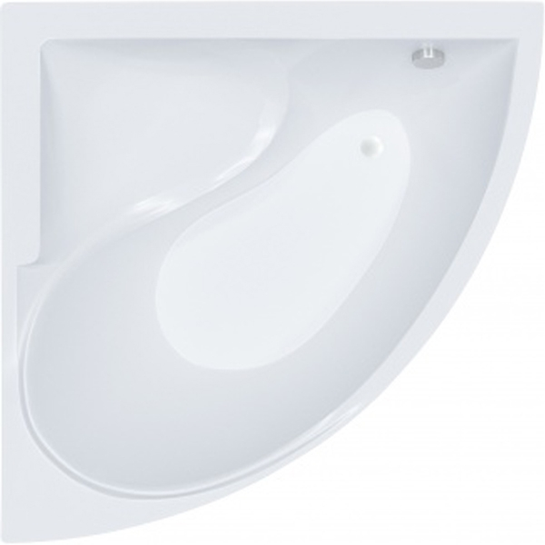Акриловая ванна Triton Синди 125x125 без гидромассажа triton синди 125x125