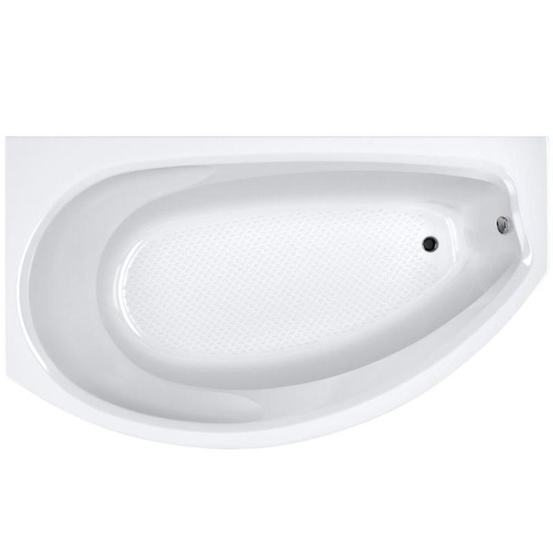 Акриловая ванна Poseidon Damelia 170х100 L 01дам1710л без гидромассажа