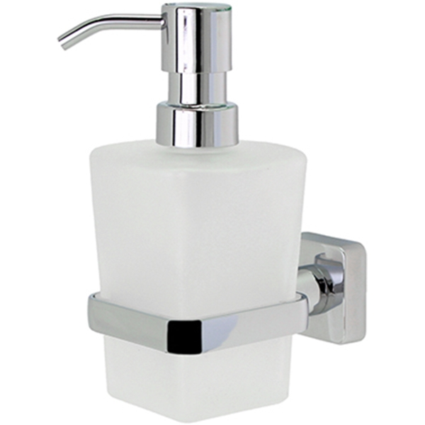 Фото - Дозатор для жидкого мыла WasserKRAFT Dill K-3999 Хром дозатор для жидкого мыла siesta настенный хром сатин